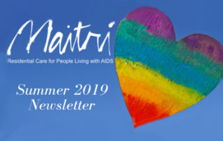 Maitri's Summer 2019 Newsletter
